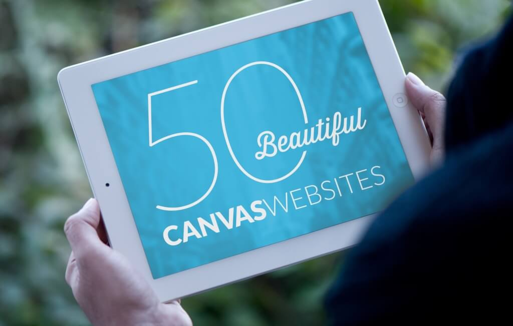 50 Beautiful WooThemes Canvas websites [free ebook] now available 2