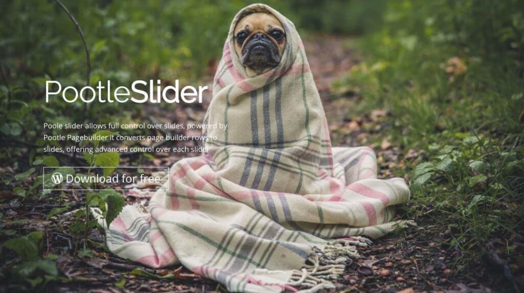 Introducing Pootle Slider 3