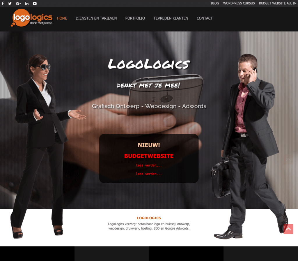 50 Storefront Pro website examples to inspire you 36