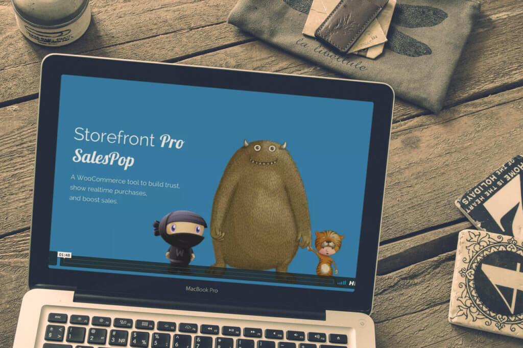 Introducing Storefront Pro SalesPop 5