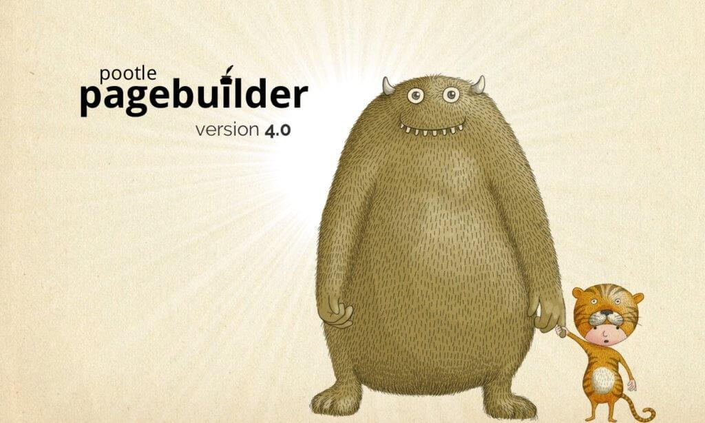 pootle pagebuilder version 4