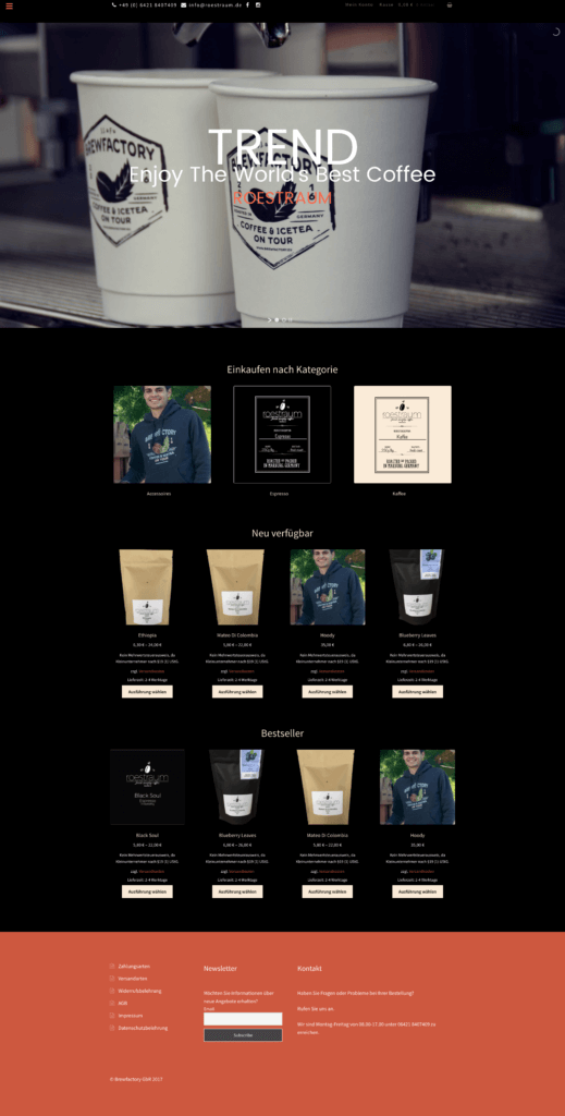 50 Storefront Pro website examples to inspire you 3